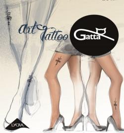 Rajstopy Gatta ART TATTO 01
