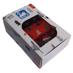 Zestaw skarpet WOLA 3P BOX
