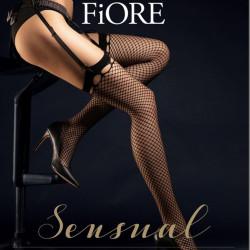 Fiore Burlesque - pończochy...